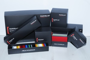 PLEXIGLAS® Sample Boxes