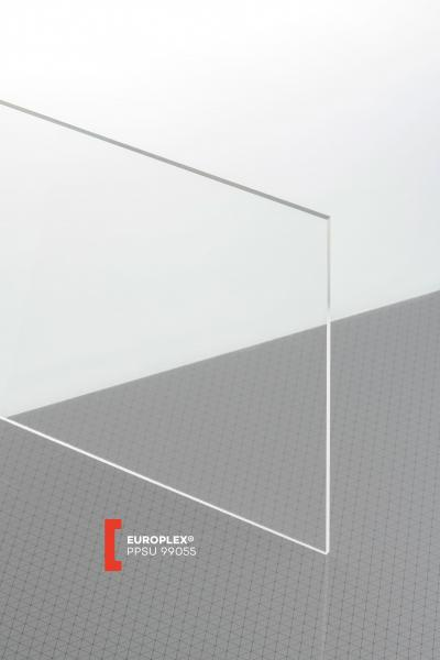EUROPLEX® PPSU Clear 99055 Sheet transparent