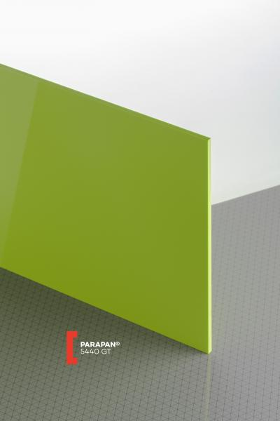 PARAPAN® Kiwi 5440 GT Sheet opaque highgloss