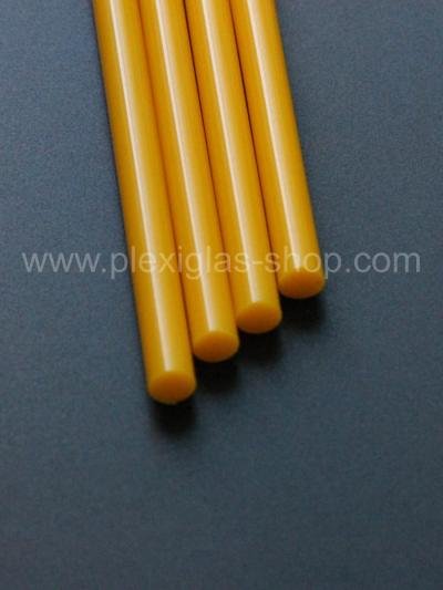 PLEXIGLAS® XT Yellow 1N270 GT Rod translucent highgloss UV absorbent