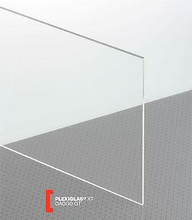 Homedeco-24 Acrylglas 1 mm klar Platte Zuschnitt in verschiedenen Gr/ö/ßen 60x140 cm Hier