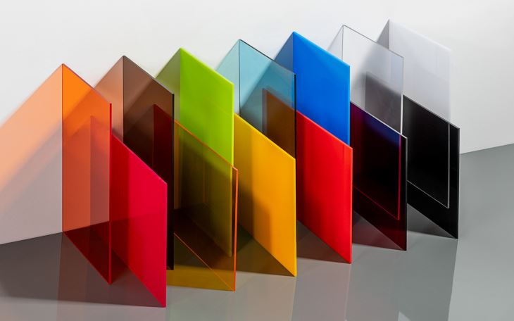 plexiglas cut to size for your projects