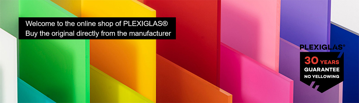 Shop Countless Diversity of PLEXIGLAS®