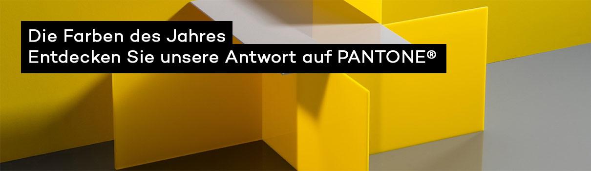 PANTONE® Farbe des Jahres