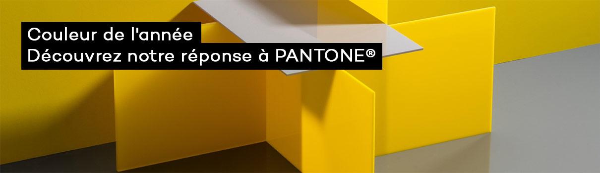 PANTONE® Couleur de l'année