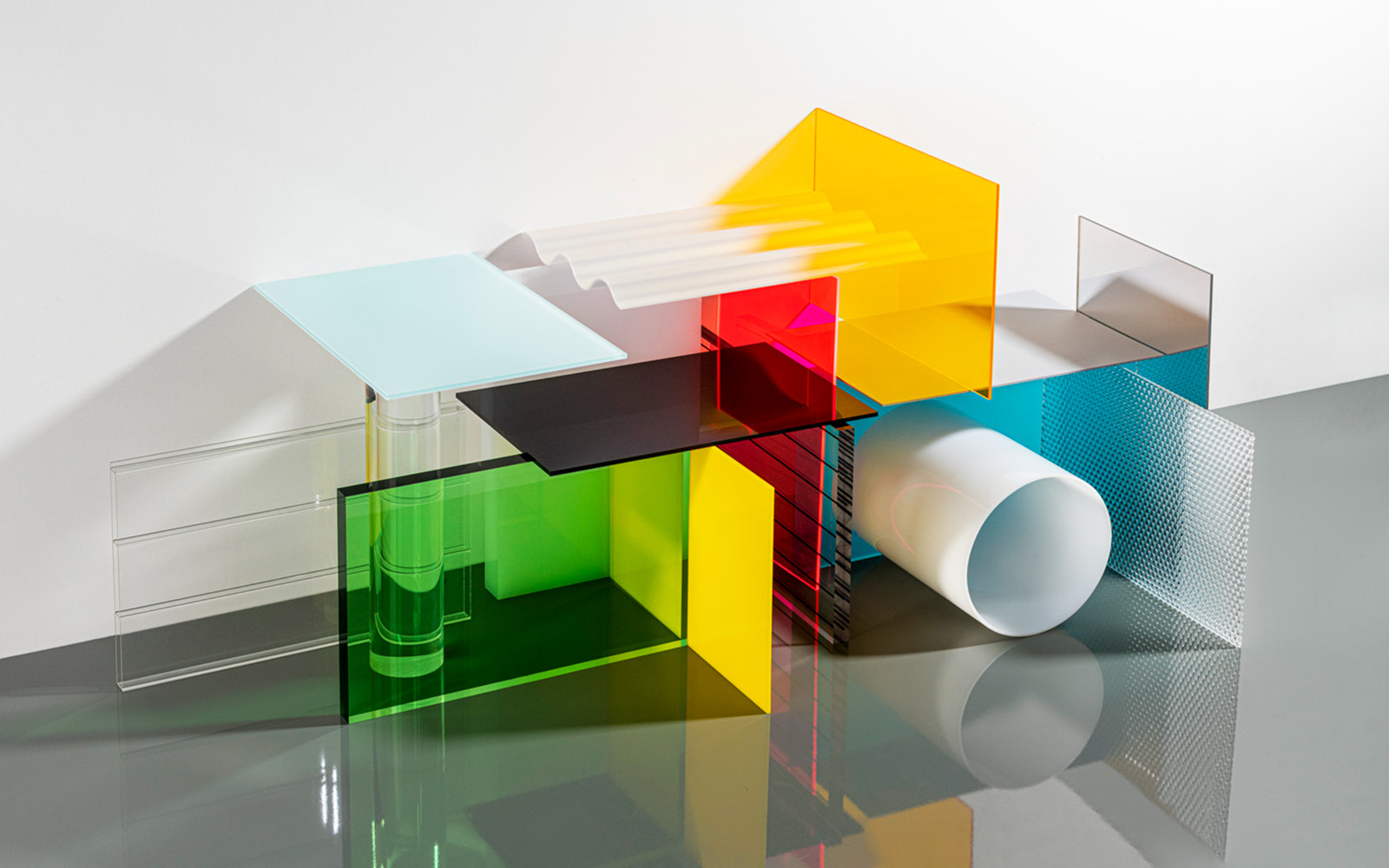 Shop Countless Diversity of PLEXIGLAS®